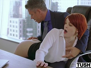 TUSHY Bree Daniels FIRST Assfucking Having it away Chapter Porn