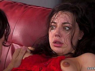 Spoken for clip in bdsm anal roleplay coition