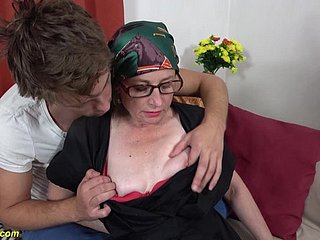 Prolapse mother anal sexual relations give a go steady with
