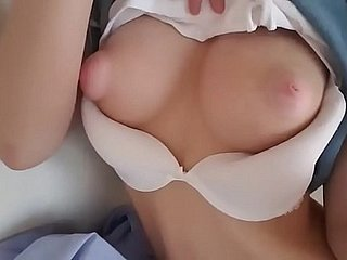 Asian Wholesale White Nipples (Who is she?)